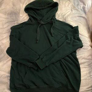 Forest green sweater 2/$25